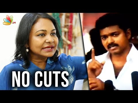 Ready to delete controversial scenes : Mersal Producer Murali   Vijay's GST Controversy Dialogue