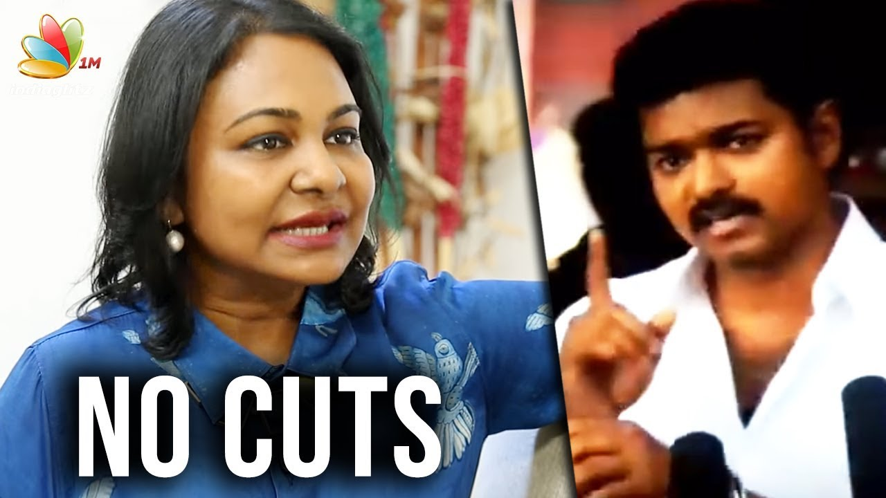 Ready to delete controversial scenes : Mersal Producer Murali | Vijay's GST Controversy Dialogue