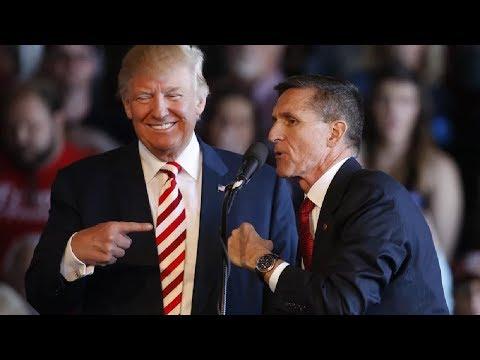 Trump On Pardoning Flynn