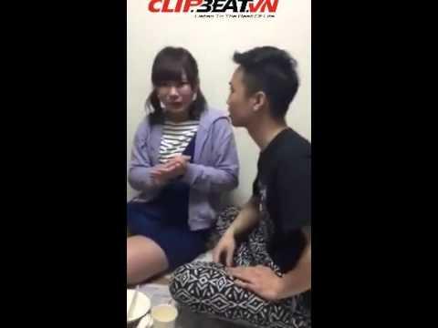 Dạy cô bé người Nhật nói tiếng Việt mà cười vỡ bụng