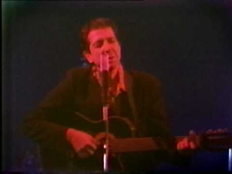 Leonard Cohen - Night Comes On (live 1985)