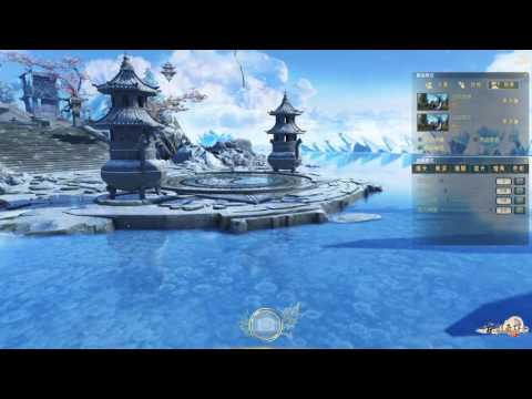 Legend of the Ancient Sword Online - Free Camera Show Map Preview