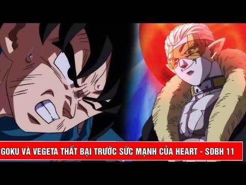 Goku và Vegeta thất bại trước sức mạnh của Heart - Phân tích Dragon Ball Heroes tập 11 - Thời lượng: 5:57.