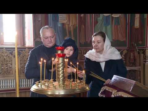 Cuplul prezidențial a vizitat Mănăstirea din Vărzărești, raionul Nisporeni