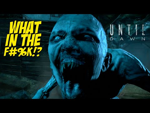 WHAT THE F#%K IS THIS!? [UNTIL DAWN] [#07]