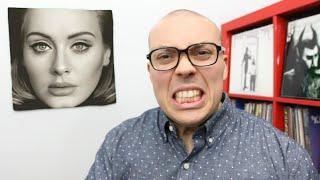 Adele - 25 ALBUM REVIEW