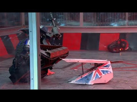 Robot Wars World Series Episode 1