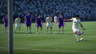 FIFA 17 Official Gameplay Features: Set Piece Rewrite Trailer by IGN