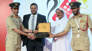 Al Habtoor Group sponsors the White Points System in collaboration with Dubai...