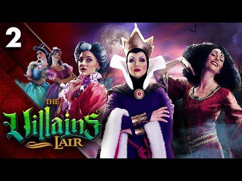 Tough Love - The Villains Lair (Ep 2) A Disney Villains Musical
