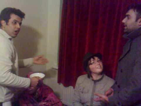 PAKI POTHWARI DRAMA- MIKI KHARO ENGLAND NEW