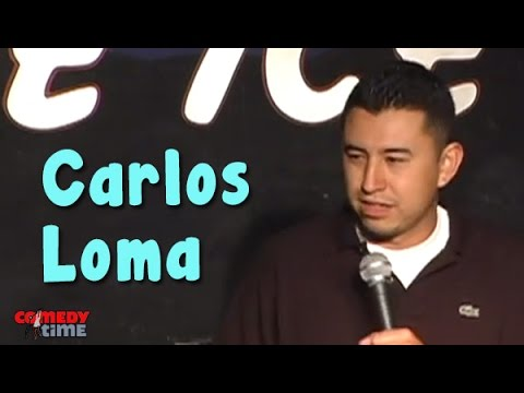 Quicklaffs - Carlos Loma Stand Up Comedy
