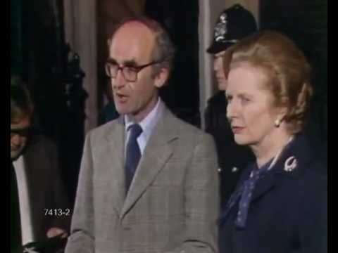 "Thatcher Tells Press To ""Rejoice"" Over Capture Of South Georgia"