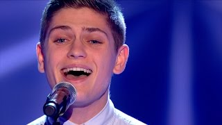 Jake Shakeshaft performs 'Thinking Out Loud' - The Voice UK 2015: Blind Auditions 2 - BBC One Video
