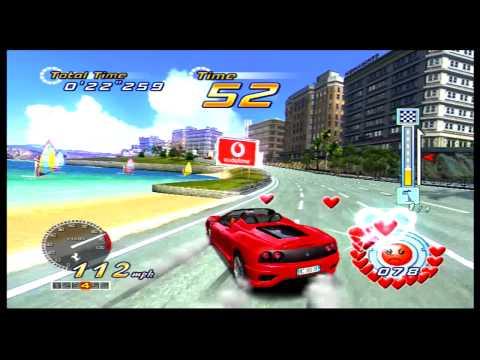 OutRun 2 (Xbox) gameplay