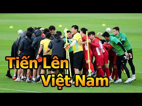 Thử Thách Bóng Đá Asian Cup 2019 đi xem Quang Hải Công Phượng Đặng Văn Lâm ĐT Việt Nam VS Jordan - Thời lượng: 10 phút.