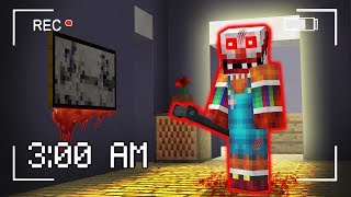 PLAYING MINECRAFT AT 3:00AM! (DO NOT WATCH!)