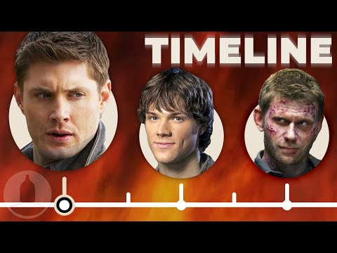 The Simplified Supernatural Timeline Part 1 (Seasons 1-5)   Cinematica