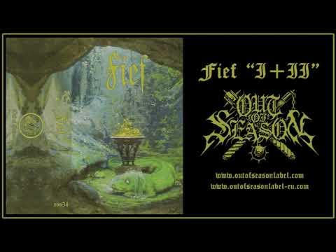 "FIEF ""II"" (Full Album) [Out of Season, medieval music, ambient, gaming)"