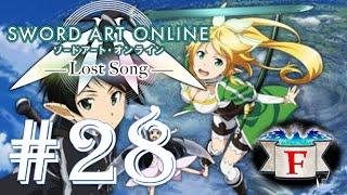 [FR] Sword Art Online Lost Song - Conflit au Valhalla - Episode 28 Walkthrough / Let's play