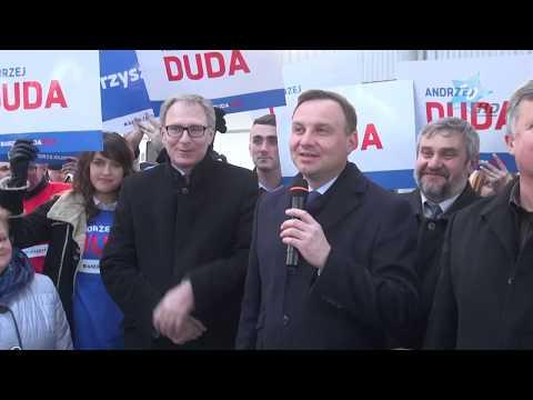 Spotkanie z Andrzejem Dudą  - kandydatem PiS na Prezydenta RP, 20.02.2015 r.