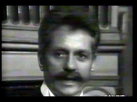Lo scadalo della banca romana - Roberto Mazzucco 1 di 3 (видео)