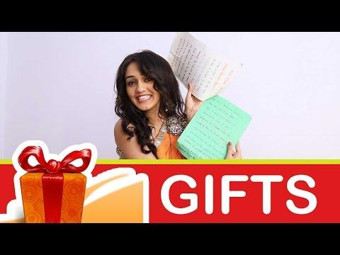 Tanya Sharma's gift segment!