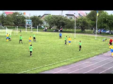 ФК Турка - ФК Перегінське 0:0 (2 тайм)