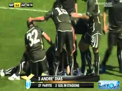 napoli lazio 4-3, che finale! raffaele auriemma, 03/04/2011
