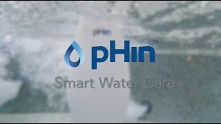 pHin Smart Water Care Monitor for Pools, Hot Tubs and Spas
