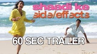 Nonton Shaadi Ke Side Effects Trailer   60 Seconds Film Subtitle Indonesia Streaming Movie Download