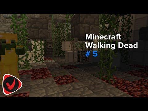 Minecraft // Walking Dead // Ep. 5