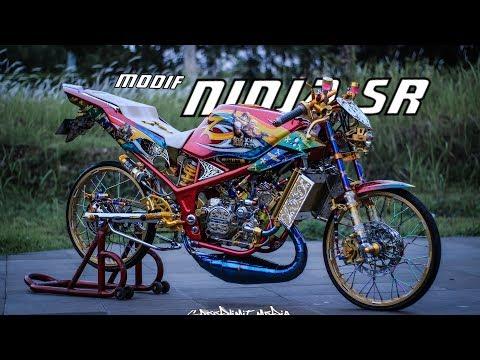 Modifikasi Ninja SR by HN   Ă— alffyrev // _Dityaysf видео
