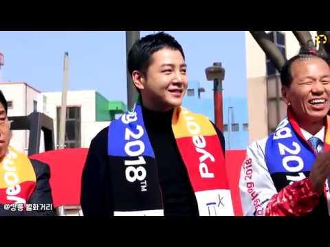 2018명의 팬과 함께한 평창패럴림픽