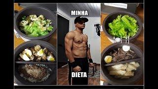 Emagrecer certo - MINHA DIETA: O Que Eu Como Durante O Dia Inteiro