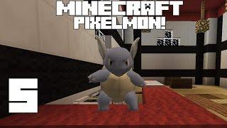 Minecraft PIXELMON Capitulo 5