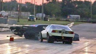 HARD Wreck at Doomsday No Prep - DESTROYS Guard Rail! by 1320Video