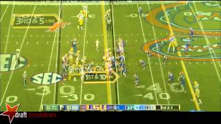 La'el Collins vs Florida (2014)