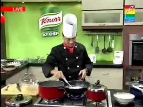 Rasmalai Recipe by Chef Zakir Qureshi Part1.mp4