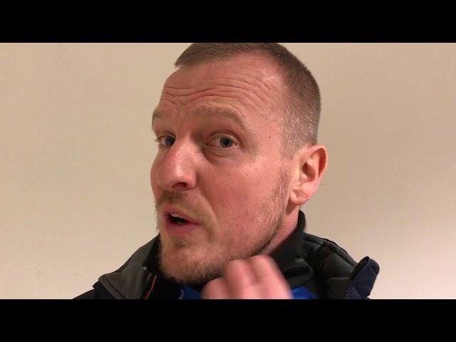 Óli Stefán: Hundfúll með að tapa úrslitaleik