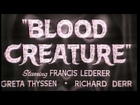 Blood Creature (1968) Trailer