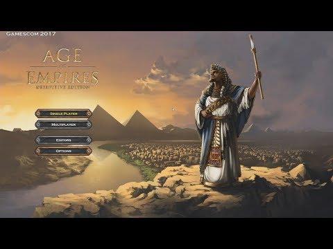 Age of Empires: Definitive Edition l Обучающая кампания \