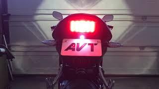 9. AVT CBR650F / CB650F Fender Eliminator Kits