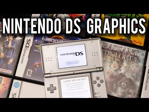 How Graphics worked on the Nintendo DS | MVG