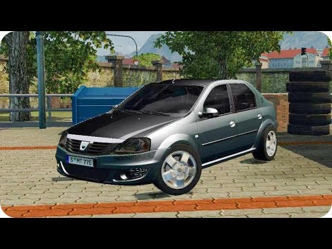Dacia Logan 1.5dCi 2008 v1.0