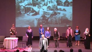 "Performance ""You Rejoice My Heart"" dedicated to the Armenian Genocide Centennial"