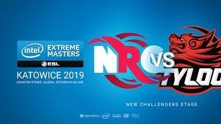 NRG vs TyLoo, game 1