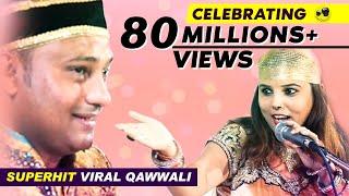 Video हमे तो लूट लिया मिल के हुस्न वालो ने | Imran Warsi Qawwal | Just Qawwali | Mumbai MP3, 3GP, MP4, WEBM, AVI, FLV Mei 2019