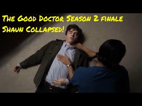 The Good Doctor Season 2 finale - Shaun Collapsed!