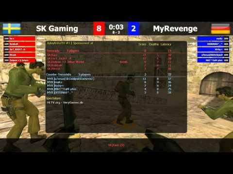 FCL Week 2: myR vs SK Gaming